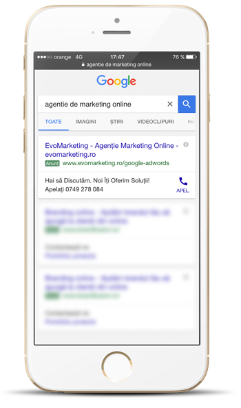 agentie de marketing online